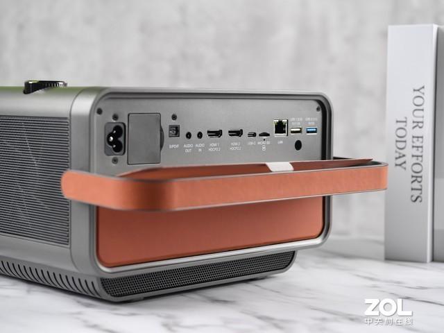 亮度色彩升级 优派新一代X10-4K智能投影图赏