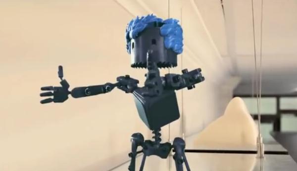 3D打印技术,3D打印电影主角,3D沙虫网