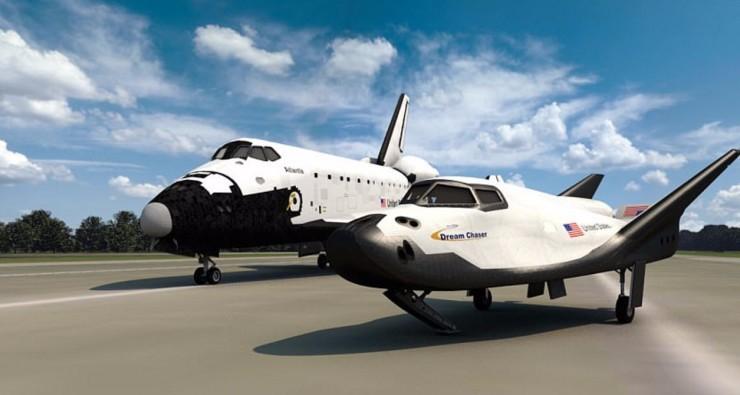 nasa公布美国新一代航天飞机——追梦者_笔记本新闻