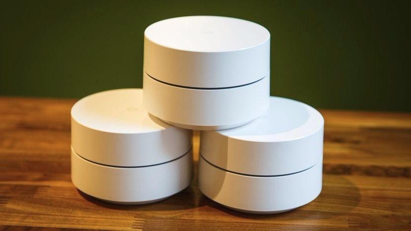 第10名:Google Wifi;安装:9分;外观:7分;性能:9分;支持:8分;售价:113.98美元