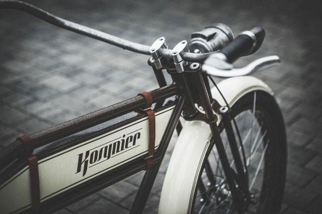优雅复古风范:Kosynier Vintage电动车