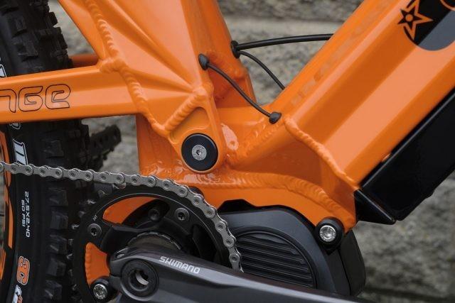 7千英镑城市野兽:ORANGE STRANGE电动车