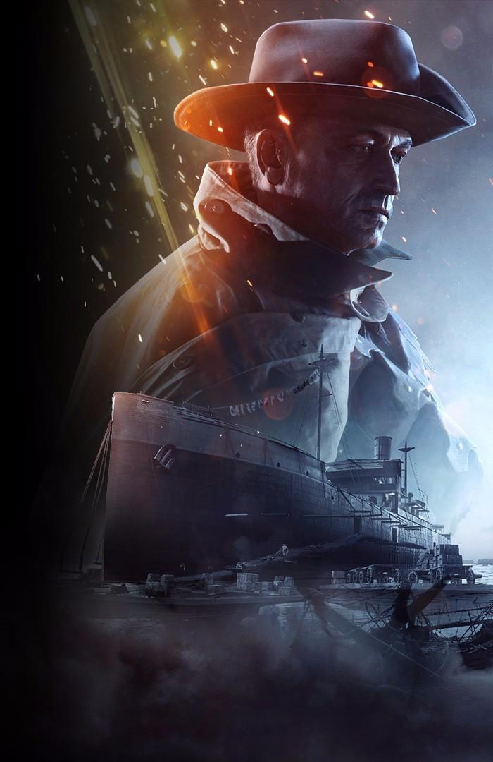 《战地1》主角海报曝光 帅爆的一战大兵