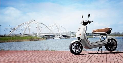城市通勤骑士160公里续航:Q-scooter电动车图赏