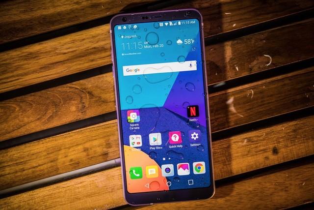 LG G6亮相MWC 2017