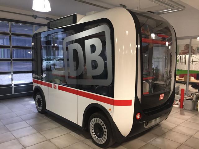 """侧面喷绘的""""DB""""标识,就是交付给德国联邦铁路(Deutsche Bahn)的标识"""