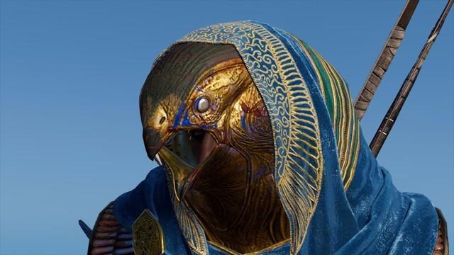 荷鲁斯祭袍