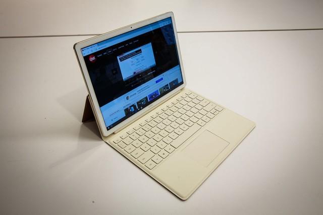 可爱媲美iPad Pro:华为Matebook E试玩