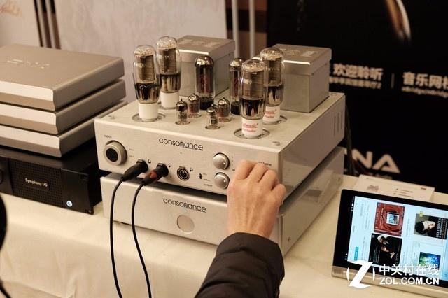赛尔之声带来欧博耳放与新款网桥播放器