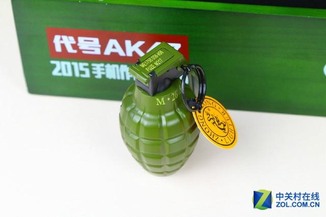 """""""代号AK47"""" 360手机作战弹药箱曝光"""
