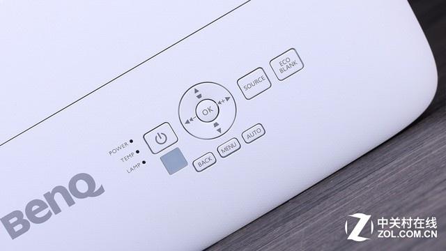 智能无线 明基短焦智能投影E610图赏