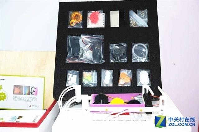 教育装备展 磐纹展示3D打印创新实验室