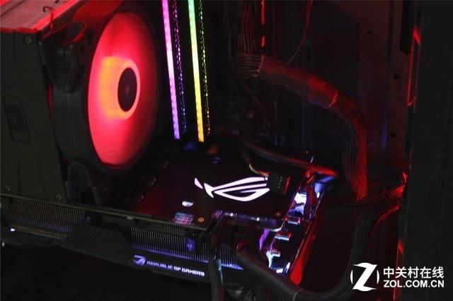 时尚新动力 金河田峥嵘Z20主机美图赏